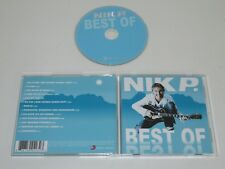 NIK P BEST OF(SONY MUSIQUE 88875004232) CD ALBUM