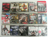 Sony Playstation 3 Games- PS3 Lot Of 15