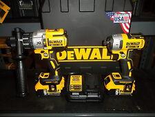 DEWALT DCK299P2 20V MAX XR Li Ion Hammerdrill-Impact Driver Kit *NEW*
