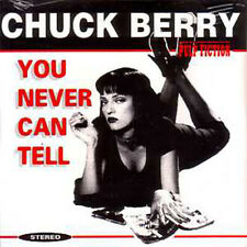 CD SINGLE Chuck BERRY - Dick DALE You never can tell 2-track CARD SLEEVE NEW