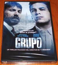 GRUPO 7 / UNIT 7 - Alberto Rodríguez DVD R2 Precintada