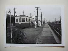 JAP578 - 1959 OKAYAMA-RINKO RAILWAYS Co ~ TRAIN No3002 PHOTO Japan
