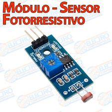 Modulo fotoresistivo LDR sensor luz interruptor smart car arduino LM393