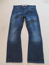 WRANGLER Sharkey Bootcut Jeans Pantaloni W 30/L 30, Faded WASH VINTAGE X-Low Denim!