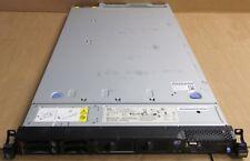 IBM System x3550 M3 7944-S8T Quad-Core E5640 2.13GHz 128GB Ram 600GB 1U para servidor
