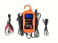Bullwing 4 A Batterieladegerät 6/12V Mikroprozessor Erhaltungsgerät AGM GEL WET