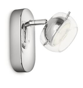 532201116 Philips myLiving Spot light Chromdesign Cypress 3W warmweiß