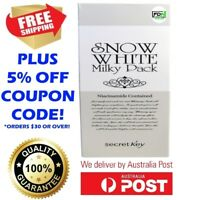 Secret Key, Snow White Milky Pack, Whitening Cream 200 g - NEW BEST VALUE BOTTLE