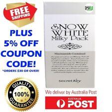 Secret Key, Snow White Milky Pack, Whitening Cream 200 g - NEW BEST VALUE BOTTLE