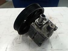 VOLVO S40 STEERING PUMP ALLOY BODY, PLASTIC PULLEY TYPE, 08/00-01/04
