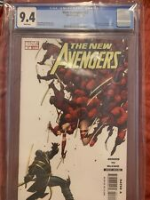 New Avengers 27 CGC 9.4 First Appearance of Clint Barton New Ronin