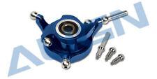 Align-Rex 450DFC CCPM Metal T plato cíclico/Azul