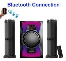 Boytone BT-424F, 2.1 Bluetooth Powerful Home Theater Speaker System, FM Radio