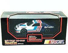 Racing Champions NASCAR 1:43 Scale Stock Car Diecast Mark Martin #6 Valvolene