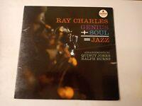 Ray Charles – Genius + Soul = Jazz - Vinyl LP 1961