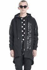 "Skingraft Rei Kawakubo ""Three Shades of Black"" Jacket Large/New Retail: $250"