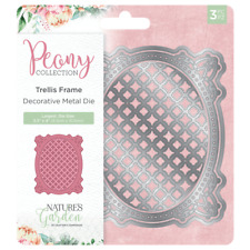 Nature's Garden PEONY Collection - Brand New 2019 Range by Crafters Companion