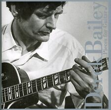 Derek Bailey - Pieces for Guitar [New CD]