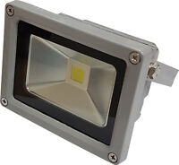 LDFL10 IP65 Outdoor Garden Security Cool White Lamp 10w LED Floodlight 220-240V