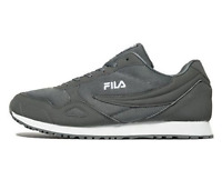 Mens New FILA EURO JOG4 - Trainers Shoes - GREY - Sizes - 7 to12 (UK) RRP £45