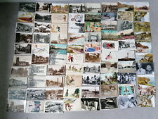 More details for vintage picture postcards bundle x 80 1900 - 1950 greetings topography etc