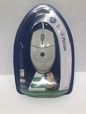 BRAND NEW, SEALED GE Scroll Mouse PS2 97859 Windows XP Vista.