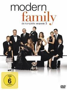 Modern Family - Die komplette Season 5 [3 DVDs/NEU/OVP]