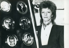 DAVID BOWIE 1974 RARE VINTAGE PHOTO ORIGINAL