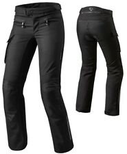 PANTALONI DONNA MOTO REV'IT REVIT ENTERPRISE 2 LADIES H2O IMPERMEABILI 34 TG 38