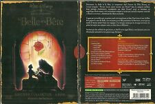 RARE / WALT DISNEY : LA BELLE ET LA BÊTE - EDITION COLLECTOR 2 DVD