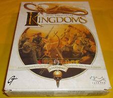 TOTAL ANNIHILATION KINGDOMS Pc Versione Italiana 1ª Edizione Big Box ○○○○○ USATO