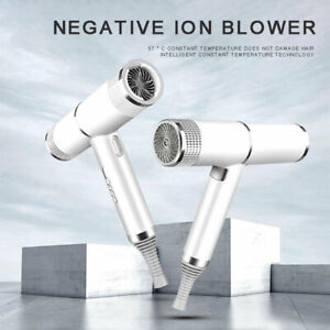 Professional Hair Dryer Negative Ionic Hairdryer Fast Dry Salon Hairdressing
