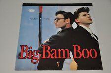 Big Bam Boo - Fun, Faith, & Fairplay - 80er - Album Vinyl Schallplatte LP