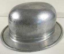 Antique ELTON Metal Bowler Hat Mold