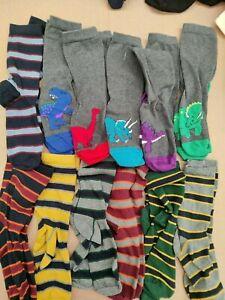 NEXT 12 Pairs of  Boys Socks- Trainer Sock Bundle Joblot - Size UK 4-6.5 - (2)