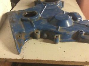 Ford New Holland 5000 Timing Belt Cover D9NN6059BA