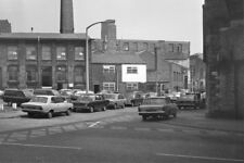 PHOTO  LANCASHIRE GREENGATE IN SALFORD. 1976
