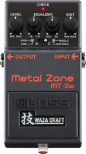 *New* Boss MT-2W Metal Zone Waza Craft Effect Pedal