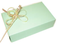 Wedding Party Favours 50 Cake Slice Boxes Many Colours