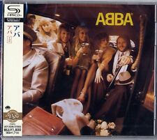 ABBA-S/T +2-JAPAN SHM-CD D50