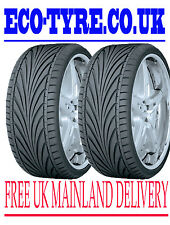 2X Tyres 195 45 R16 80V TOYO Proxes T1R Performance road legal tyre 195 45 16