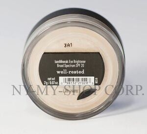 bareminerals WELL RESTED  Concealer 2g Bare Escentuals Face - XXL - Free Ship