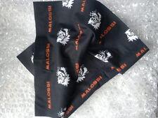 Vespa & Lambretta Malossi Neck Warmer Neck Tube Snood Face Mask.... NEW!!