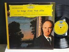 Mendelsson Songe d une nuit d'été RAFAEL KUBELIK Grammophon 138959 Tulipe