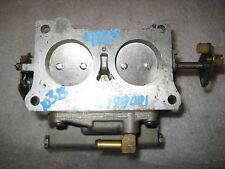 385244 Lower Carburetor 1972 Johnson 100hp V4 Outboard Model 100ESL72R