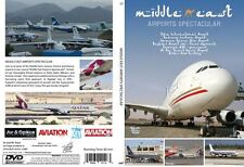 Middle East Airports-Doha qatar;Bahrain;Amman Jordan;Baghdad Iraq DVD Video