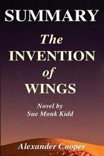 Summary | The Invention of Wings:: Novel By Sue Monk Kidd --- An Incredible Summ