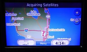 """Garmin Nuvi 265WT 4,3"""" touch screen, pre-owned"""