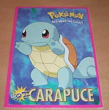 CP CARTE POSTALE POKEMON #07 CARAPUCE SQUIRTLE CARD NEUVE - NEW