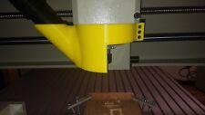 Dust Collection Mount for 4030, 6040 & 6090 CNC Routers & Engravers Vacuum Mount